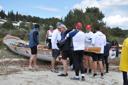 The Gallipoli 100 Surfboat Race